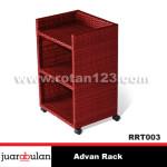 Advan Rack Rak Rotan Sintetis RRT003