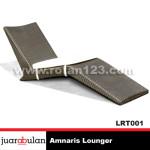 Amnaris Lounger Rotan SIntetis LRT001
