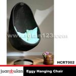 Eggy Hanging Chair Ayunan Rotan  HCRT002