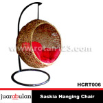 Saskiat Hanging Chair Ayunan Rotan  HCRT006