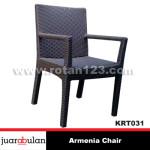 Armenia Chair Kursi Rotan Sintetis  KRT031