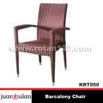 Barcalony Chair Kursi Rotan Sintetis