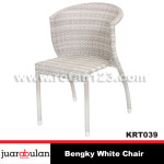 Bengki Chair Kursi Rotan Sintetis  KRT039
