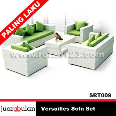 Harga Jual Versailles Sofa Set Sofa Rotan Sintetis Model Gambar
