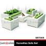 Versailles Sofa Set  Sofa Rotan Sintetis SRT009 copy