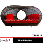 Ubud Daybed Tempat Tidur Rotan Sintetis TTRT011 copy