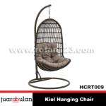 Kiel Hanging Chair Ayunan Rotan  HCRT009