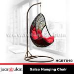 Salsa Hanging Chair Ayunan Rotan  HCRT010
