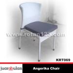 Angerika Chair Kursi Rotan Sintetis  KRT069