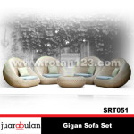 Ggan Sofa Set Rotan Sintetis SRT051 copy