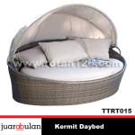Kermit Daybed Sofa bed Rotan Sintetis TTRT015 copy