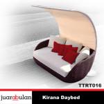 Kirana Daybed Sofa bed Rotan Sintetis TTRT016
