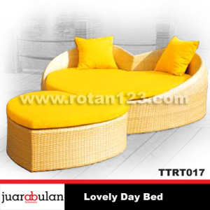 Sofa Bed Rotan Sintetis Ttrt017