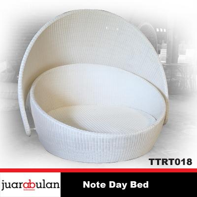 Sofa Bed Rotan Sintetis Ttrt018
