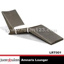 Amnaris Lounger Rotan SIntetis
