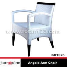 Angelo Chair Kursi Rotan Sintetis