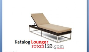 Katalog Lounger Rotan