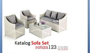 Katalog Sofa Rotan