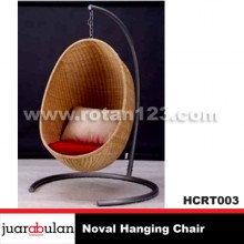 Noval Hanging Chair Ayunan Rotan