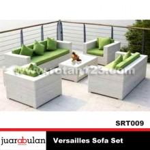 Versailles Sofa Set  Sofa Rotan Sintetis