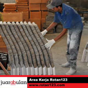 Workshop Kerja Rotan123